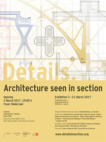 Hochschule Luzern Exhibition and Lecture